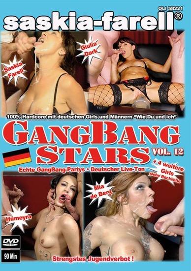 Gang Bang Stars 12 GERMAN XXX DVDRiP x264 – TattooLovers