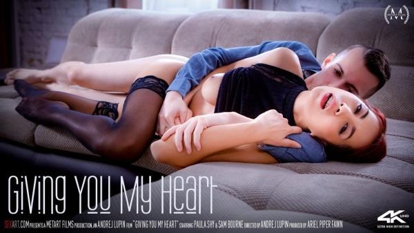 Paula Shy, Sam Bourne - Giving You My Heart 720p