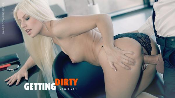 Babes: Jessie Volt - Getting Dirty (HD) - 2020