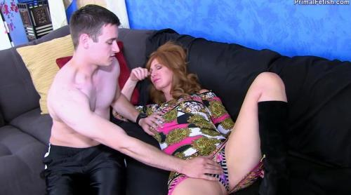 Freya - Freya's Son Is Addicted To Her Pussy  Part 1 Freya's Son Takes Advantage (HD)