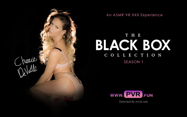 Cherie Deville: The Black Box (UltraHD 4K / 2880p / 2020) [PVRStudio]