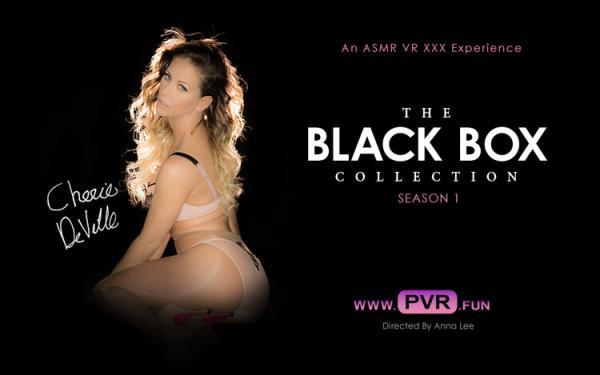 The Black Box - Cherie Deville [PVRStudio] (UltraHD 4K 2880p)