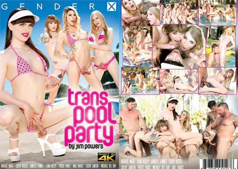 Trans Pool Party (HD / 720p / 2020)