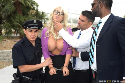 Bridgette B - Titty Heist I: This Is A Hold Up (FullHD)
