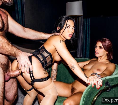 Morgan Lee, Adriana Chechik- Earned It Part 2