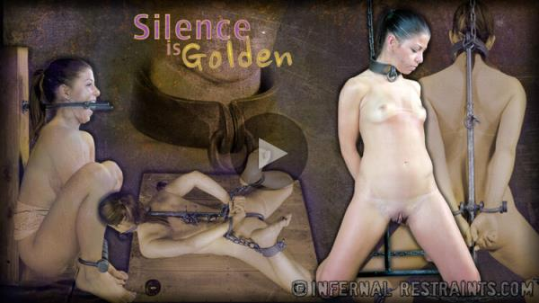 Silence Is Golden - Mia Gold [InfernalRestraints] (HD 720p)