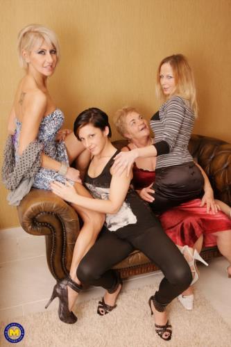 Natalya, Karola W., Klarisa, Izabelle - lesbian-alex282 (HD)