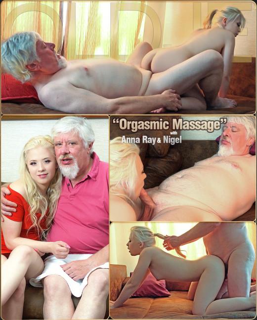 Anna Ray in Orgasmic Massage - Anna Ray [Oldje/ClassMedia] (FullHD 1080p)
