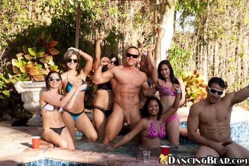PORN STARS - Pool Party (HD)