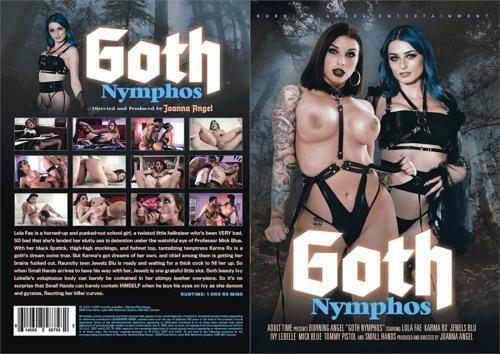 Goth Nymphos (2020) Burning Angel Entertainment