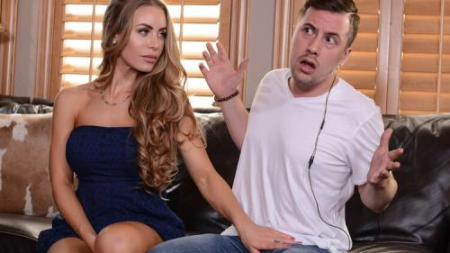 Nicole Aniston - There's A Pornstar In My House (HD)