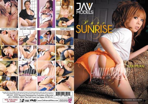 [JAV 1 Models] Pure Sunrise (2017) [DVDRip Uncen ]