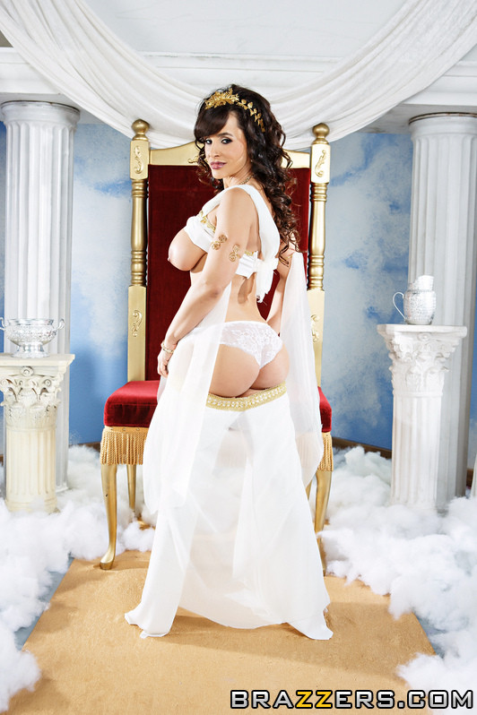 Lisa Ann - The Goddess of Big Dick (2020/SD)