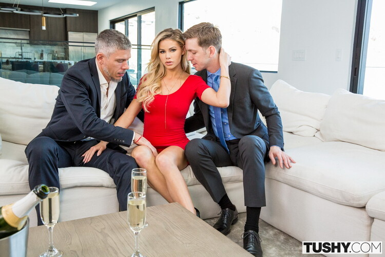 Jessa Rhodes: Service With A Smile (HD / 720p / 2020) [Tushy]