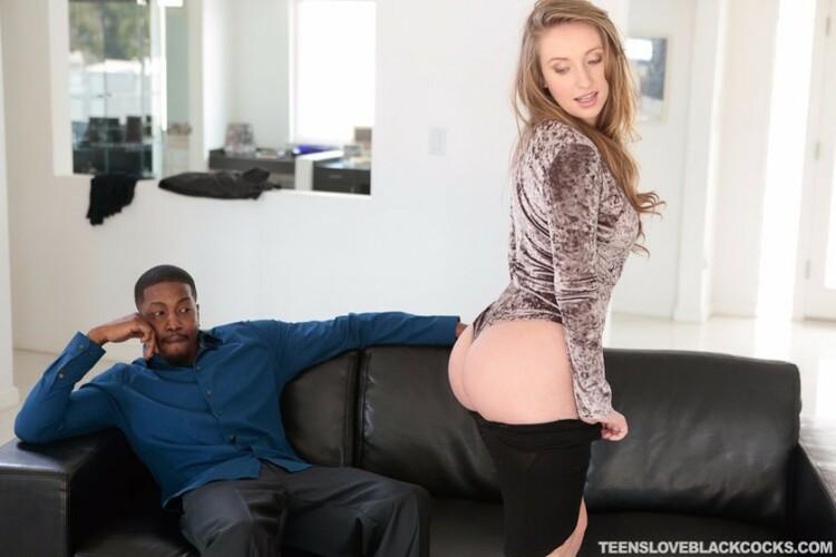 Harley Jade: My Ass To Get Cast (HD / 720p / 2020) [TeensLoveBlackCocks]