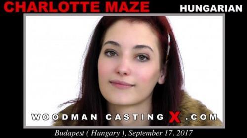 Charlotte Maze - Casting X 183 (SD)