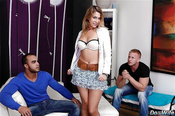 Housewife Ani is Sodomized - Ani Black Fox [DoTheWife] (FullHD 1080p)
