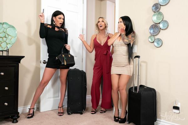 TransAngels: Aspen Brooks, Katrina Jade, Kayleigh Coxx - Girls Trip Part 1 (FullHD) - 2020