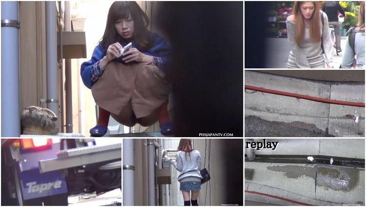 PissJapanTV: Asian Girls - Piss Fetish Videos (2020) 720p WebRip