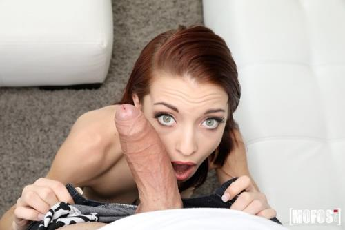 Paisley Rae - Slim Cutie Filled With Mega Cock (HD)