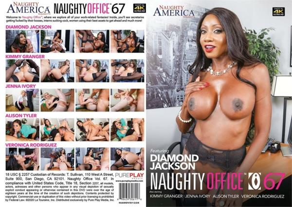 [Naughty America] Naughty Office 67 (2020) [DVDRip ]