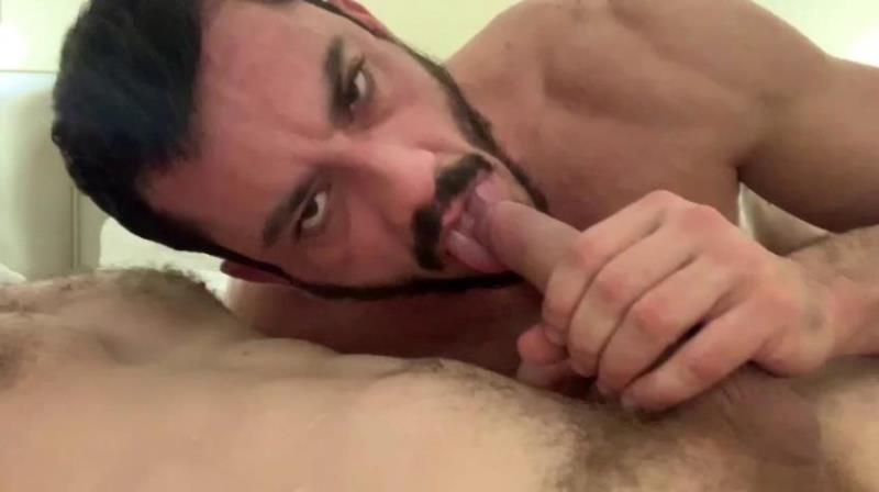 Spanish Daddy and Brit Boy Part 2 Free Video WithGabriel Cross, Joe Gillis, by RawFuckClub