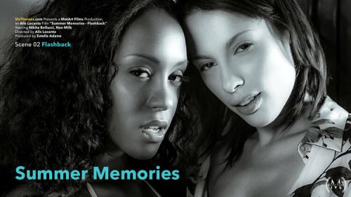 Nikita Bellucci, Noe Milk - Summer Memories Episode 2 - Flashback (HD)